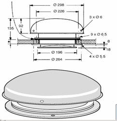 fourniture et pose d 39 un a rateur lectrique de toit le groupecat vous propose une gamme tendue. Black Bedroom Furniture Sets. Home Design Ideas